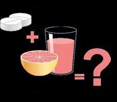 Santé des personnes âgées:  le jus de pamplemousse est-il dangereux?