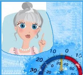 Santé des personnes âgées: la protection contre le froid en hiver