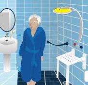 Santé des seniors : les accidents de la vie courante
