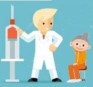 Santé des seniors: le  vaccin contre la grippe