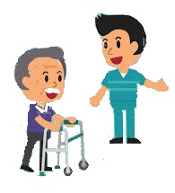 Santé des seniors; le rôle des auxiliaires de vie