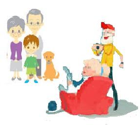 Santé des seniors: les familles d accueil pour les retraités