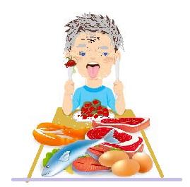 Santé seniors:  la perte d'appétit