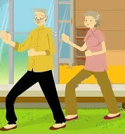 Santé des seniors de 60 ans: pratiquer des arts martiaux doux pour éviter les chutes