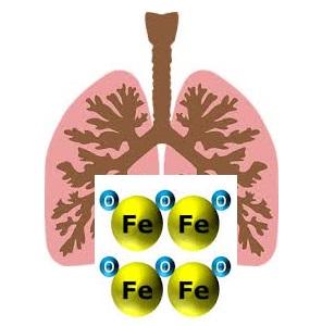 Mutuelle entreprise: les maladies professionnelles dues aux oxydes de fer