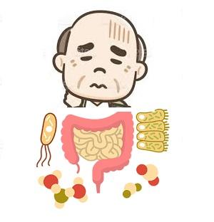 Mutuelle santé senior: les problèmes intestinaux