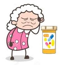 Mutuelle santé senior : la dépendance aux médicaments