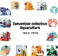 Mutuelle Entreprise Convention collective aquaculture - IDCC 7010