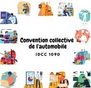 Mutuelle Entreprise - Convention collective de l'automobile - IDCC 1090