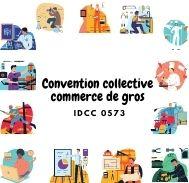 Mutuelle Entreprise – Convention collective commerce de gros – IDCC 0573