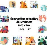 Mutuelle Entreprise - Convention collective des cabinets médicaux - IDCC 1147