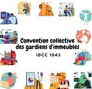 Mutuelle Entreprise - Convention collective des gardiens d'immeubles - IDCC 1043