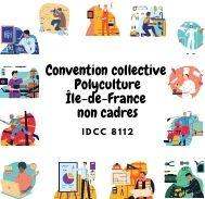 Mutuelle entreprise - Convention collective polyculture Île-de-France non cadres - IDCC 8112