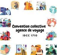 Mutuelle entreprise - Convention  collective agence de voyage - IDCC 1710