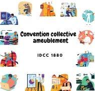 Mutuelle entreprise – Convention ameublement - IDCC 1880