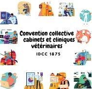 Mutuelle entreprise – Convention cabinets et cliniques vétérinaires – IDCC 1875