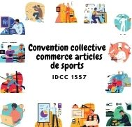 Mutuelle entreprise – Convention commerce articles de sports – IDCC 1557