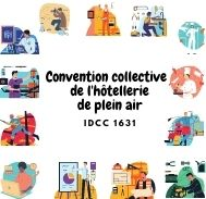 Mutuelle entreprise – Convention collective de l'hôtellerie de plein air – IDCC 1631