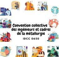 Mutuelle entreprise – Convention collective des ingénieurs et cadres de la métallurgie – IDCC 0650