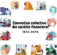 Mutuelle entreprise – Convention collective des sociétés financières - IDCC 0478