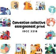 Mutuelle entreprise – Convention collective enseignement privé – IDCC 3218