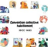 Mutuelle entreprise - Convention  collective habillement - IDCC 1483