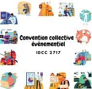 Mutuelle entreprise – Convention collective événementiel – IDCC 2717