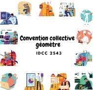 Mutuelle entreprise – Convention collective géomètre – IDCC 2543