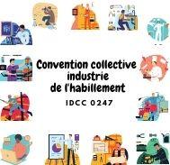 Mutuelle entreprise – Convention collective industrie de l'habillement – IDCC 0247