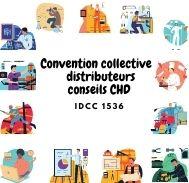 Mutuelle entreprise - Convention collective distributeurs conseils CHD - IDCC 1536