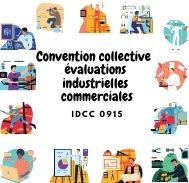 Mutuelle entreprise - Convention collective évaluations industrielles commerciales - IDCC 0915