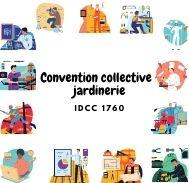 Mutuelle entreprise - Convention collective jardinerie - IDCC 1760