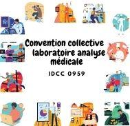 Mutuelle entreprise – Convention collective laboratoire analyse médicale – IDCC 0959