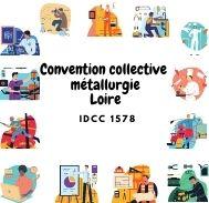 Mutuelle entreprise - Convention collective métallurgie Loire - IDCC 1578