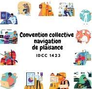 Mutuelle entreprise - Convention collective navigation de plaisance - IDCC 1423
