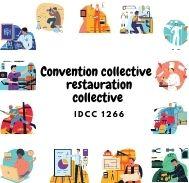 Mutuelle entreprise - Convention collective restauration collective - IDCC 1266