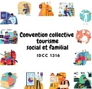 Mutuelle entreprise - Convention collective tourisme social et familial - IDCC 1316