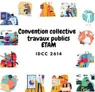 Mutuelle entreprise - Convention collective travaux publics ETAM - IDCC 2614