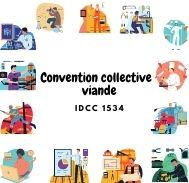 Mutuelle entreprise - Convention collective viande - IDCC 1534