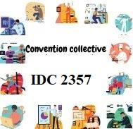 Mutuelle entreprise - Accord cadres sociétés d'assurances - IDCC 2357