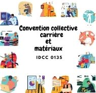 Mutuelle  Entreprise - Convention collective carrière et matériaux - IDCC 0135