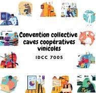 Mutuelle entreprise – Convention collective caves coopératives vinicoles – IDCC 7005