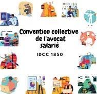 Mutuelle entreprise – Convention collective de l'avocat salarié – IDCC 1850