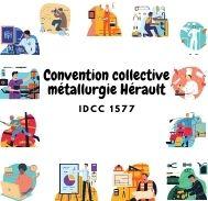 Mutuelle entreprise – Convention collective métallurgie Hérault – IDCC 1577