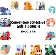 Mutuelle entreprise – Convention collective aide à domicile – IDCC 2941