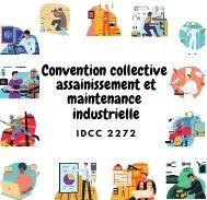 Mutuelle entreprise – Convention collective assainissement et maintenance industrielle – IDCC 2272