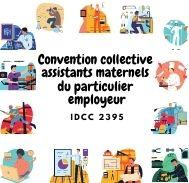 Mutuelle entreprise – Convention collective assistants maternels du particulier employeur – IDCC 2395